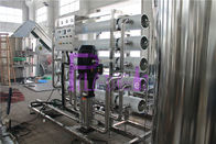 Bottle Mineral Water Treatment System Ultrafiltration Hollow Fiber Membrane