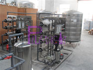 Ion Exchanger City Water Treatment System RO Water Purifier Machine