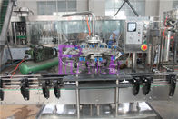 Fully Automatic Glass Bottle Washing Machine Industrial Rotary Bottle Washer 2000BPH