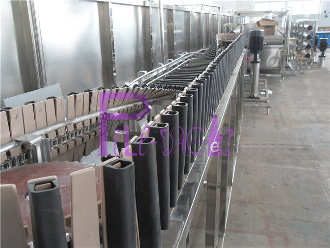 Plastic Juice Bottle Reverse Sterilizer Machine Of Beverage Processing Line