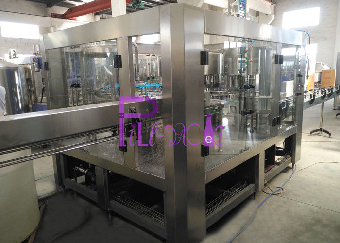 High Capacity Bottled Drinking Water Filling Machine For Bottled Water Maker